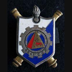 664° compagnie de gestion de parc Drago Paris G. 1523