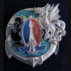 1° compagnie du 2° régiment du matériel translucide argenté Boussemart 2004