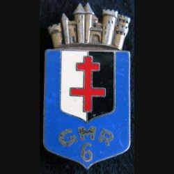 groupement des moyens régionaux N° 6 Drago Paris G. 2424