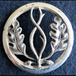 insigne de bérêt du trésor aux armées Coinderoux Paris