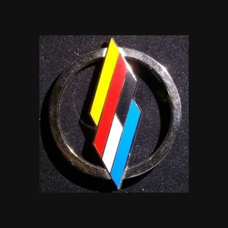INSIGNE DE BÉRET : insigne de béret de la brigade franco allemande de fabrication Boussemart