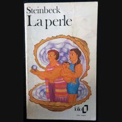 1. La perle de John Steinbeck aux éditions Gallimard