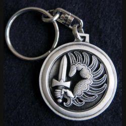 porte clefs du 2° régiment étranger de parachutistes