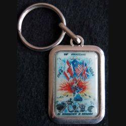 porte clefs du 50° anniversaire du débarquement de Normandie