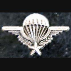 pin's brevet de parachutiste militaire en réduction 18x10 mm Ballard