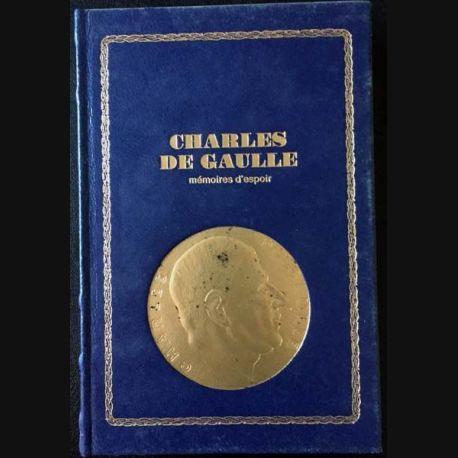 1. Charles de Gaulle mémoires d'espoir l'Effort 1962 ... de Charles De Gaulle aux éditions Famot