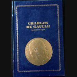 1. Charles de Gaulle mémoires d'espoir Le renouveau 1958 - 1962 de Charles De Gaulle aux éditions Famot (C154)
