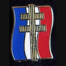 pin's de la France libre 12X16 mm