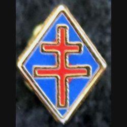 pin's de la 1° division française libre 11X0,8 mm