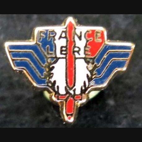 pin's des forces armées de la France libre Ballard 24X15 mm