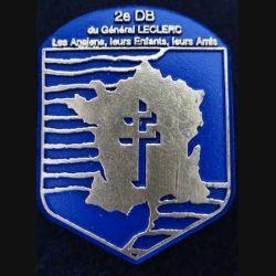 magnet anciensenfants et amis de la 2° division blindée du général Leclerc