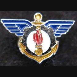 ASA : pin's représentant l'insigne de l'action sociale des armées en réduction 18 x 13 mm