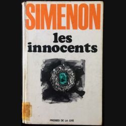 1. Les innocents de Simenon aux éditions Presses de la cité