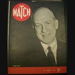MATCH DU 14 MARS 1940 (C72)