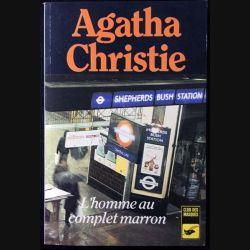 1. L'homme au complet marron de Agatha Christie aux éditions Librairie des Champs-Élysées