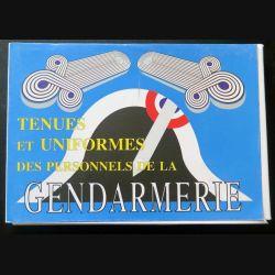 Tenues et uniformes des perspnnels de la Gendarmerie (C150)