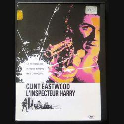 """DVD intitulé """" L'inspecteur Harry """" film avec Clint Eastwood (C151)"""