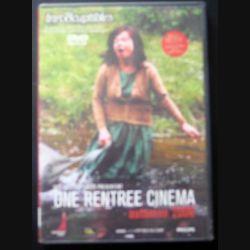 """DVD intitulé """" une rentrée cinéma automne 2000 """" film avec les Inrockuptibles (C151)"""