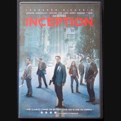 """DVD intitulé """" Inception """" film avec Léonardo Di Caprio (C151)"""