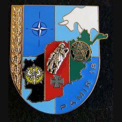 126° régiment d'infanterie Pamir 18° mandat Boussemart 2008