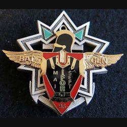 3° régiment du génie mandat de l'IFOR 1996 Delsart N° 393 gravé au dos