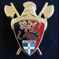 compagnie de Génie du 8° régiment d'infanterie type 2 Boussemart