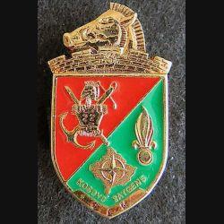 compagnie d'appui du 3° régiment du Génie Kosovo BAT GEN 5 Sheli