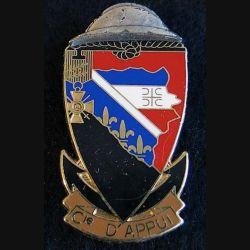 compagnie d'appui 6° régiment du Génie Arthus Bertrand N° 223 gravé au dos