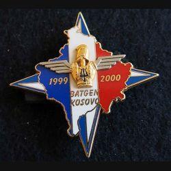 17° régiment du génie parachutiste BAT GEN Kosovo 1999-2000 LR Paris
