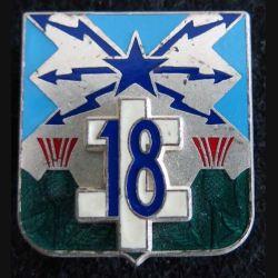 18° régiment de transmissions Delsart H. 638