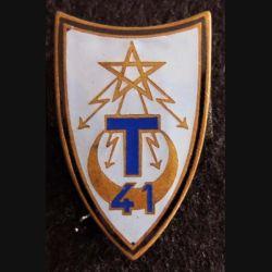 41° régiment de transmissions Drago H. 574