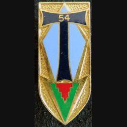 54° régiment de transmissions Drago Paris G. 2168 en émail