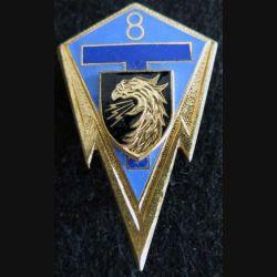 8° régiment de transmissions Drago Paris H. 698
