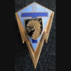 8° régiment de transmissions Aremail Paris