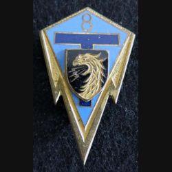 8° régiment de transmissions Drago H. 698