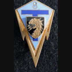 8° régiment de transmissions Aremail