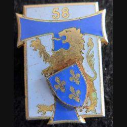 58° régiment des transmissions Arthus Bertrand G. 1914
