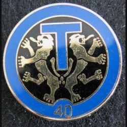 40° régiment de transmissions Ballard G. 2756