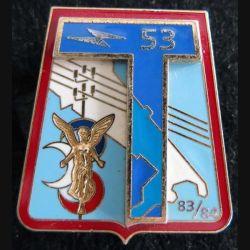 53° régiment de transmissions Delsart G. 4022