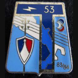 53° régiment de transmissions 2° CA Delsart  G. 2639