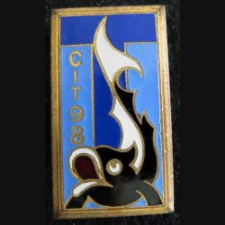 98° centre d'instruction des transmissions Drago Paris G.