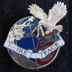 5° compagnie du 54° régiment de transmissions Boussemart  translucide argenté