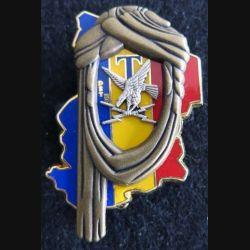 détachement HF de transmissions EPERVIER 1978-1998 JMM insignes