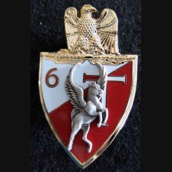 compagnie de transmissions du 6° régiment de commandement et de soutien de fabrication GLF