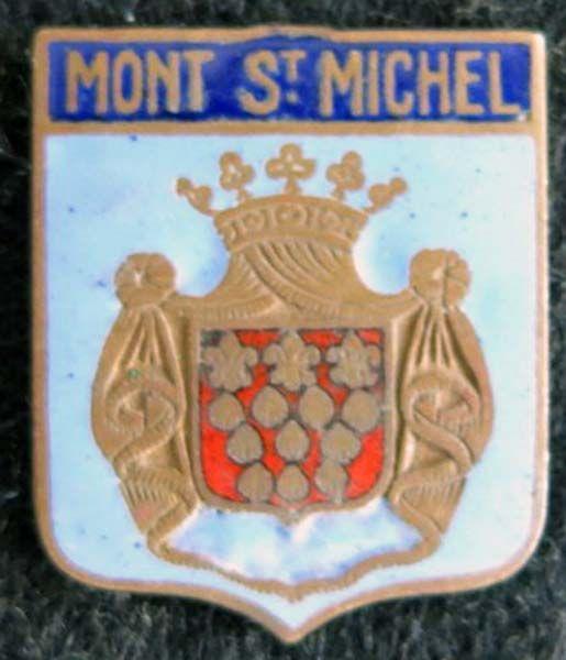 Blason Mont Saint Michel