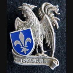 67° régiment d'infanterie  Drago Paris H. 551