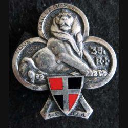 35° régiment d'infanterie Drago Paris G. 913