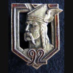 92° régiment d''infanterie Drago Paris H. 112 ajouré