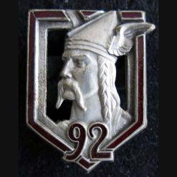 92° régiment d''infanterie  Drago Paris A. 112 faux numéro d'homologation