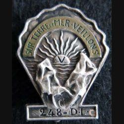248° détachement du littoral 5° batterie, 3° compagnie Drago Béranger Déposé